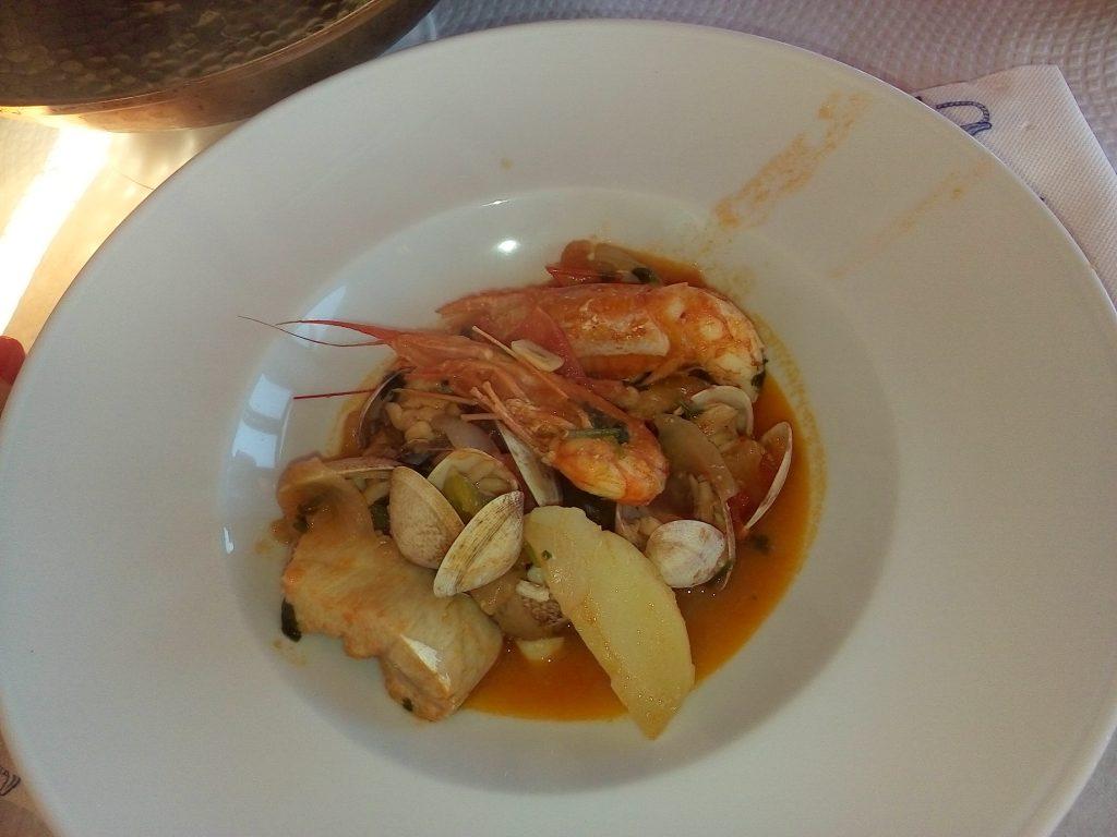 Cataplana Portuguese cuisine