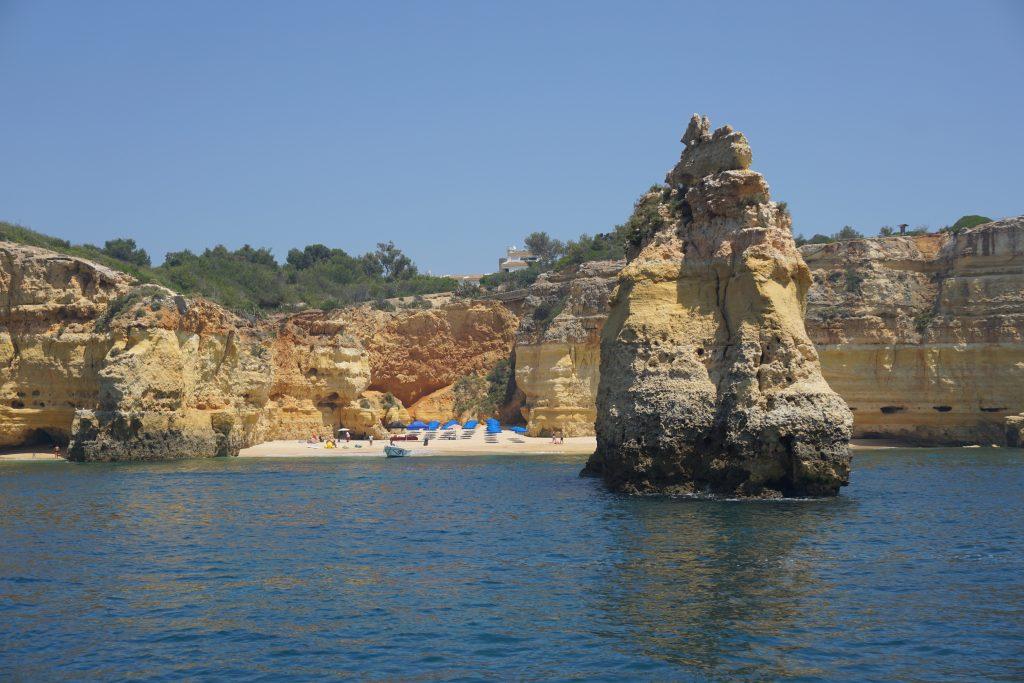 Benagil Beach, Algarve Portugal