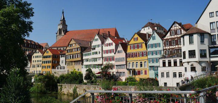 World travel Tubingen Germany