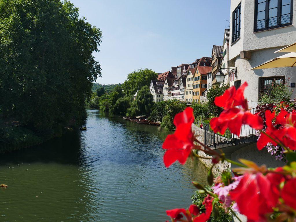 Tubingen Germany Neckar River
