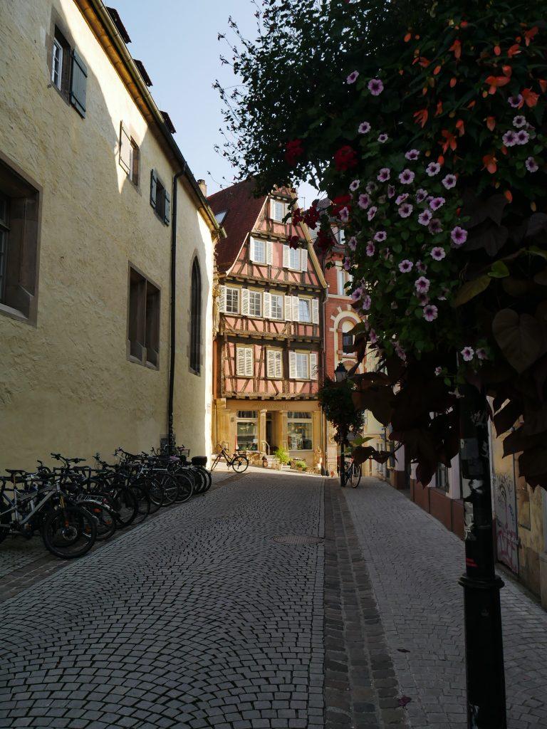 Medieval House Tubingen