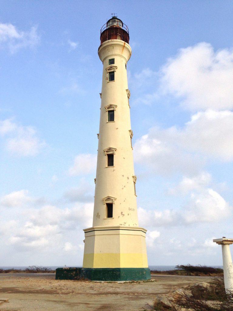 Aruba  Lighthouse Caribbean