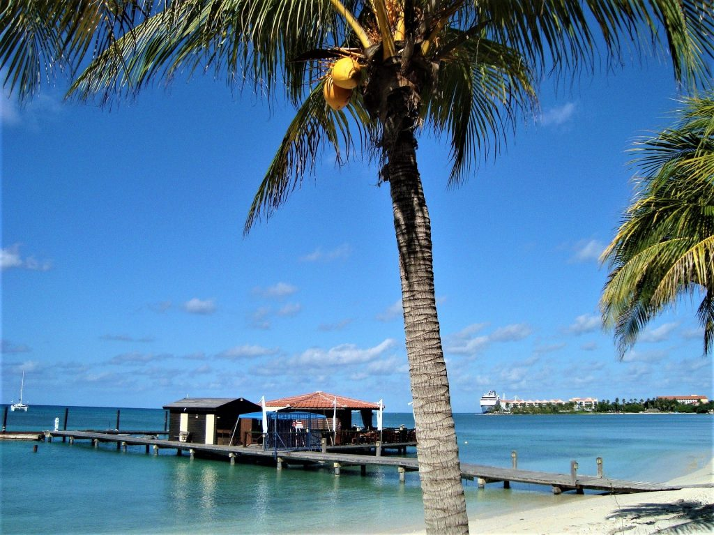 Aruba Caribbean beach