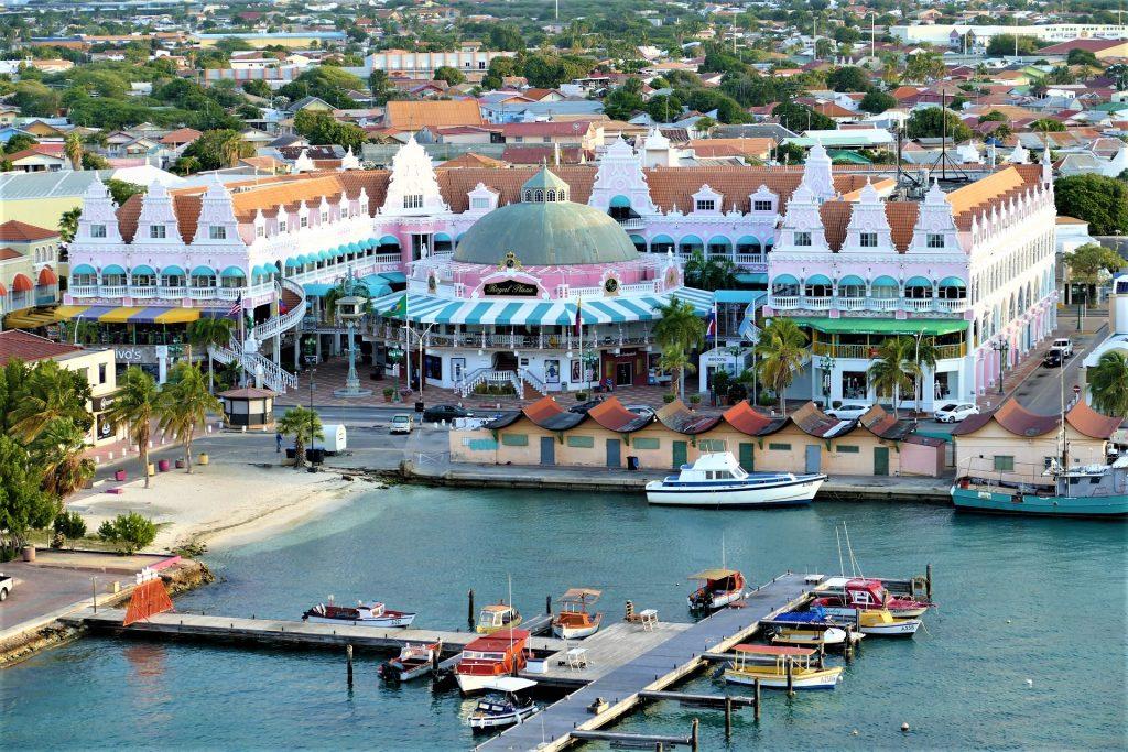 Aruba Oranjestad Cruise Port