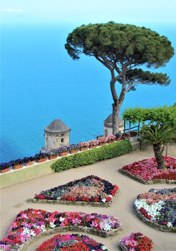 Garden Capri Italy