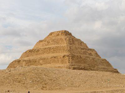 Saqqara Pyramid of Djoser