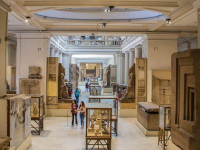 Egypt Cairo Museum
