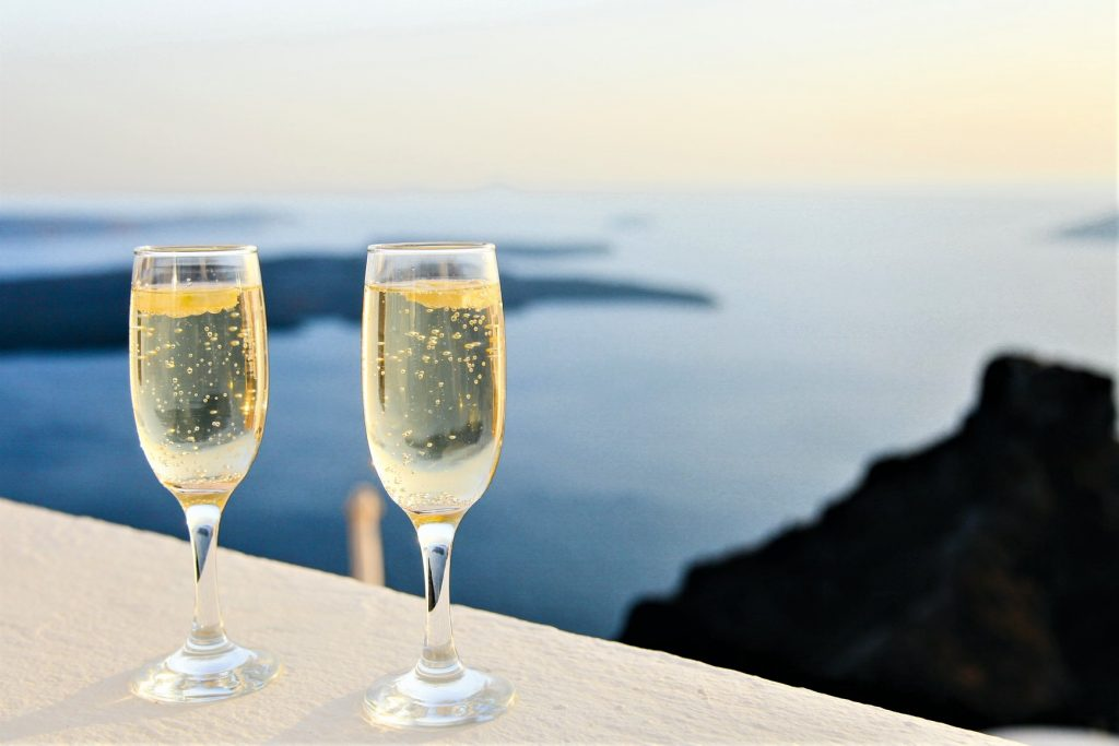 Amalfi Coast Sparkling wine Pinot Griggio