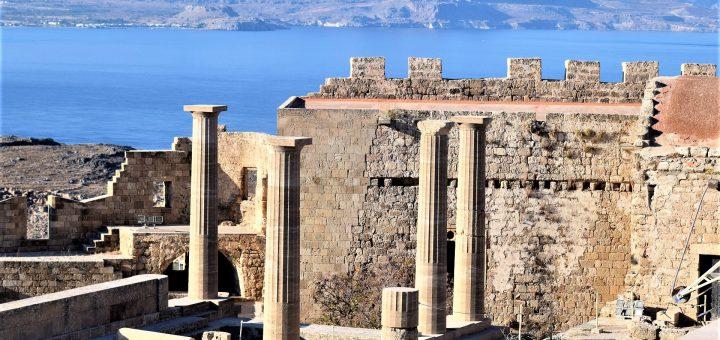 Rhodes Greece Mediterranean Beach Holiday Europe Travel Destinations