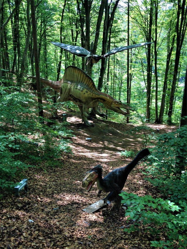 Dino Park Rasnov, Brasov, Romania