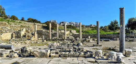 Amathus Limassol Cyprus Mediterranean