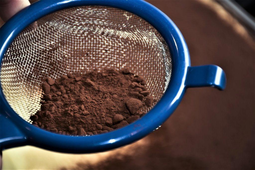 Italian Dessert Recipe Cocoa Powder