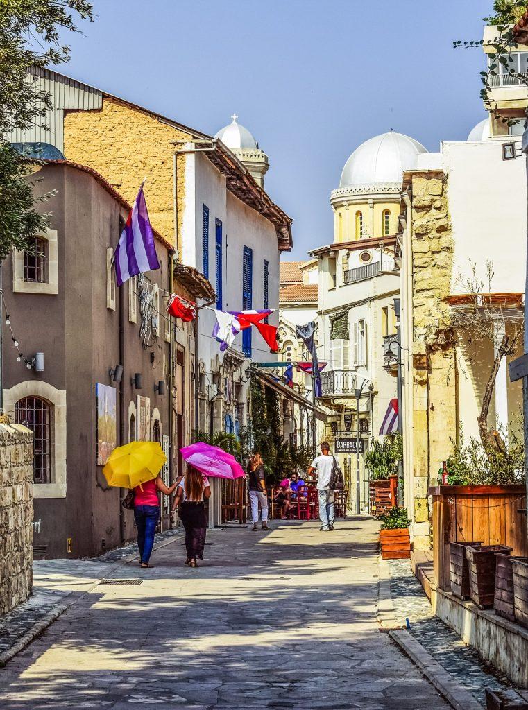 Limassol Cyprus Mediterranean