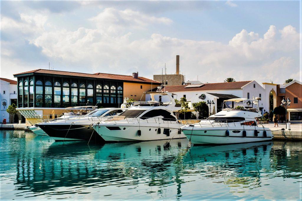 Marina Limassol Cyprus