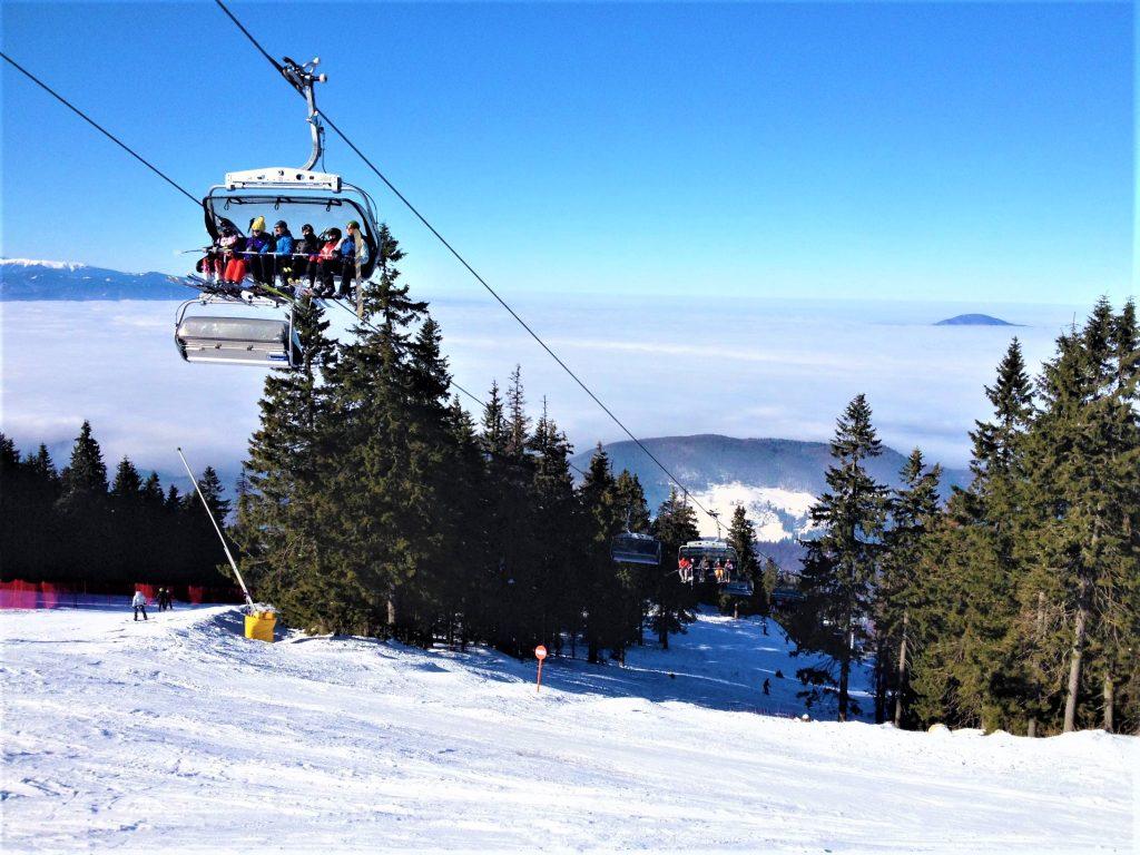 Poiana Brasov Ski Resort Brasov, Romania