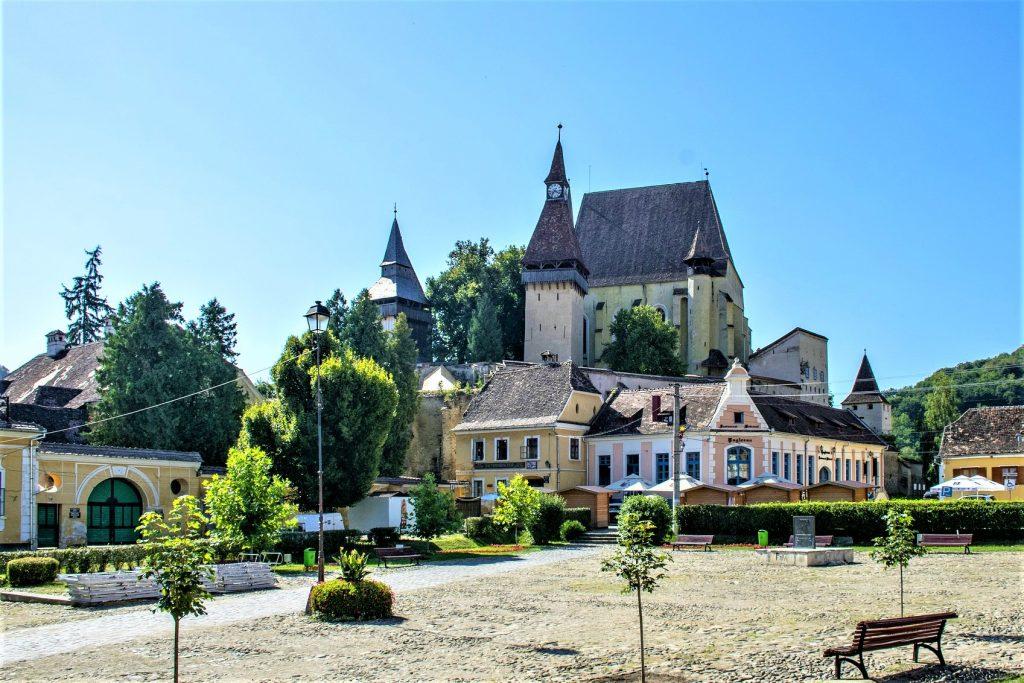 Transylvania countryside Romania