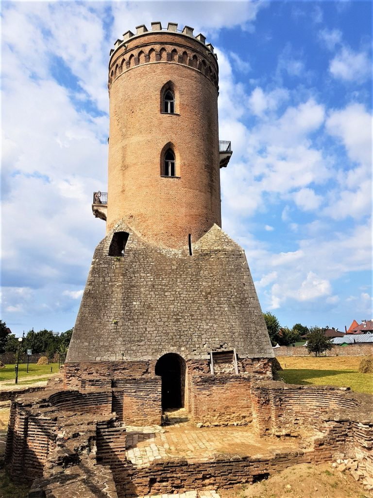 Chindia Tower Wallachia Vlad Dracula's royal court and place of executions, impallings