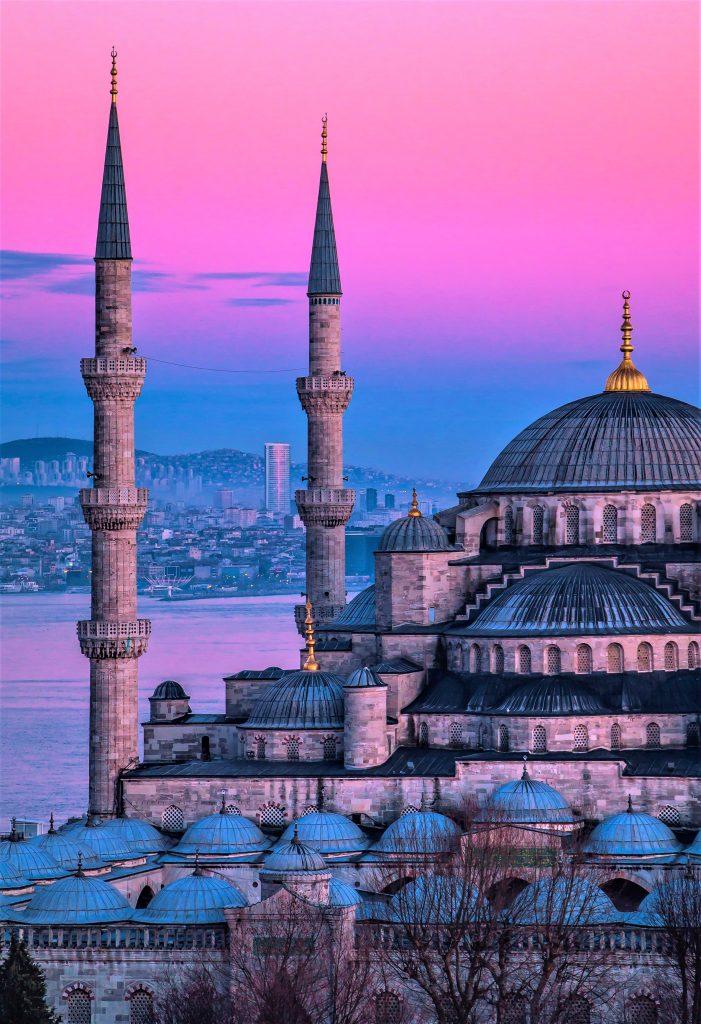 Istanbul Hagia Sophia Towers