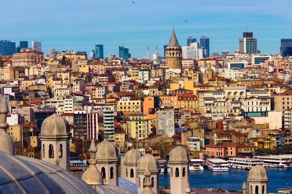 Galata Neighbourhood Istanbul