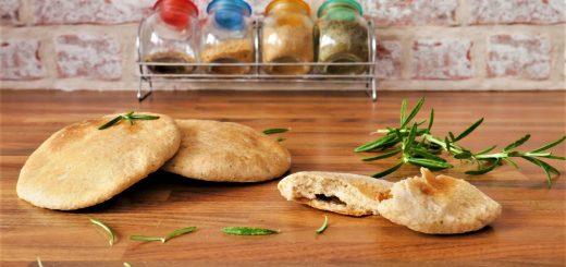 Rosemary Pita bread recipe