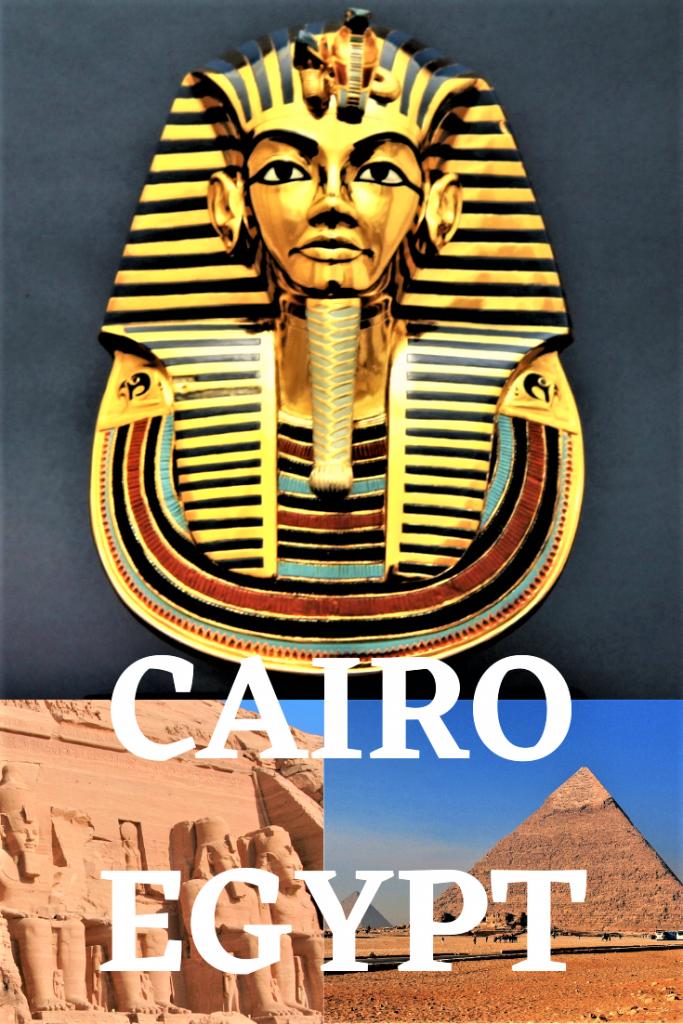 CAIRO PIN