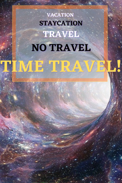 Time travel wormhole
