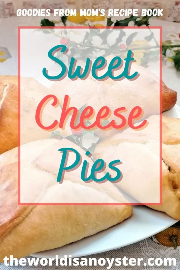 sweet cheese pies