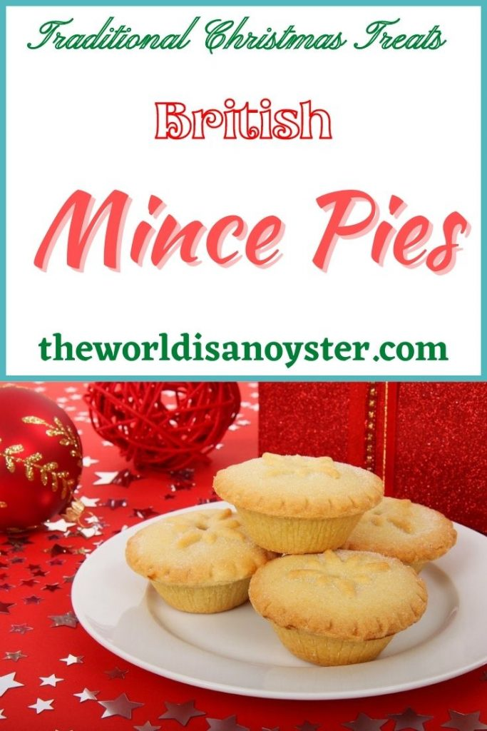 Mince pies pin