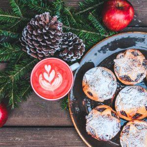 mince pies Christmas
