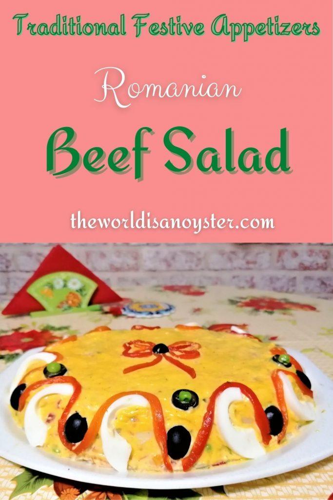 beef salad pin