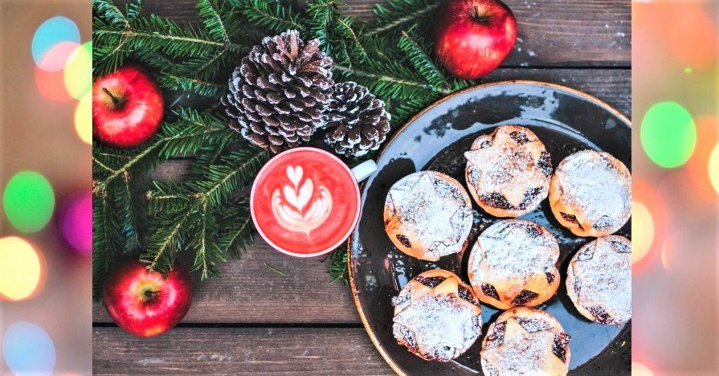British Mince Pies Traditional Christmas Treats