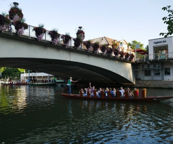 Tubingen River Neckar