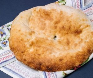ready pita bread