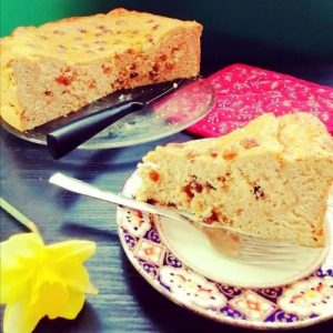 Romanian Easter Pasca Cake