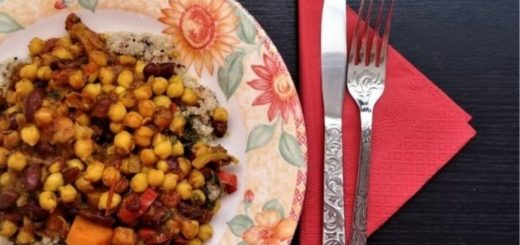 chilli con carne vegan gluten-free healthy