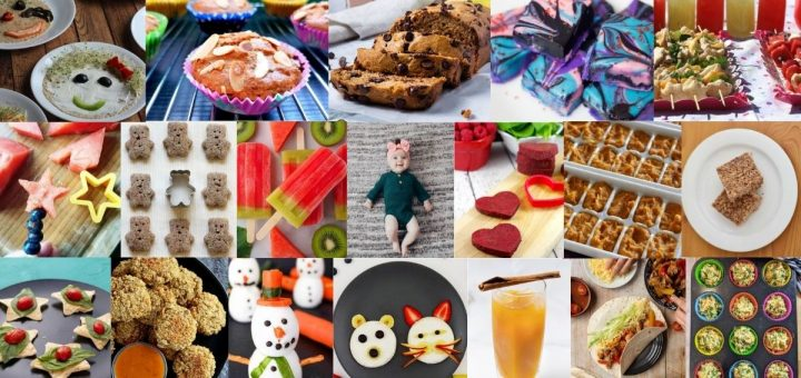 fun and healthy foods kids love