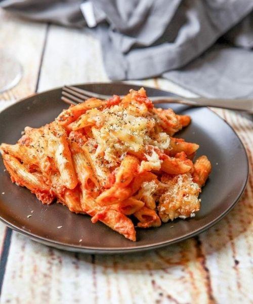 perfect pasta al forno