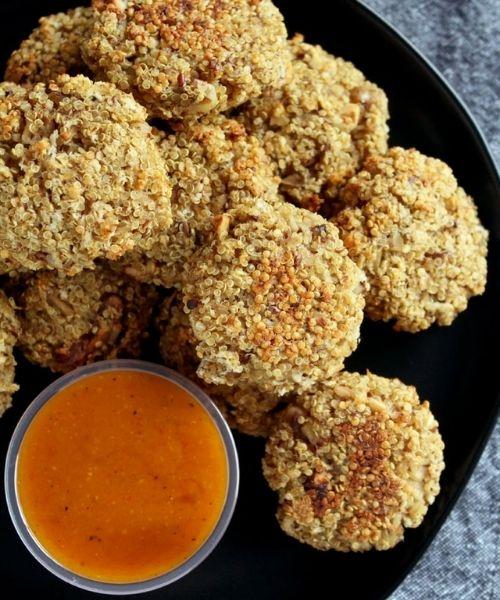 kid-friendly quinoa nuggets recipe