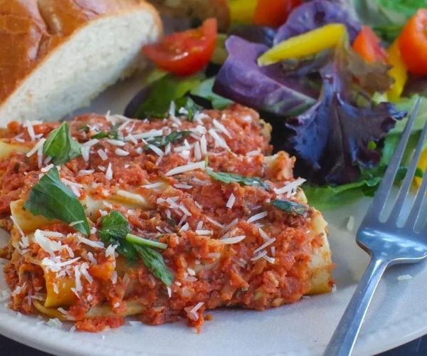 perfect pasta beef cannelloni