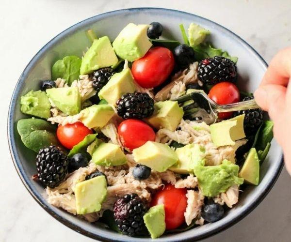 keto paleo salad