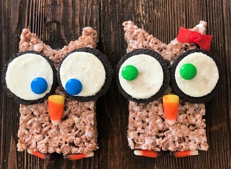 Krispy owls