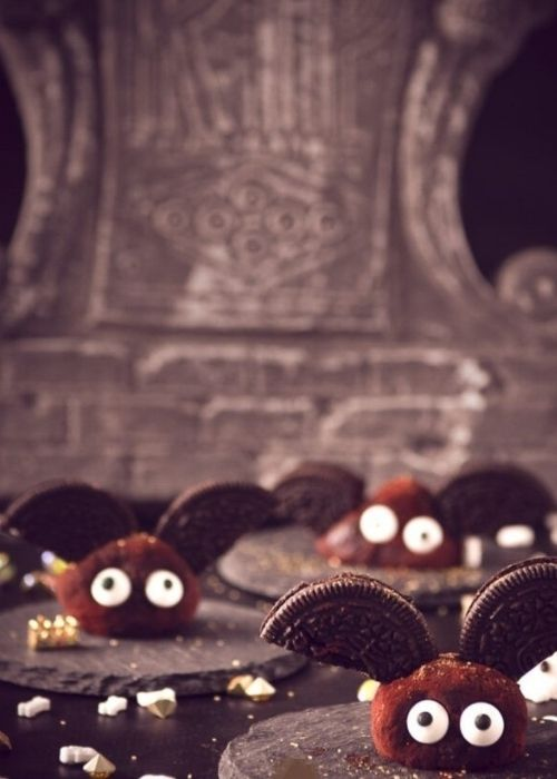 salted caramel truffles exquisite and quirky Halloween treats